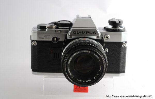 Kit Fotocamera Olympus OM10 + Obiettivo Olympus OM 50mm f/1,8