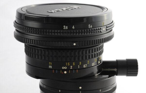Obiettivo Nikkor-PC 28mm f/3,5