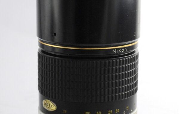 Obiettivo Nikkor AI-S ED 180mm f/2,8