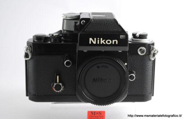 Fotocamera Nikon F2 Photomic DP-1 Black