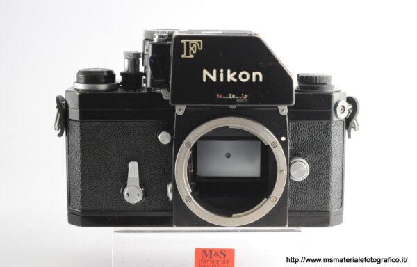 Fotocamera Nikon F Photomic FTn Black