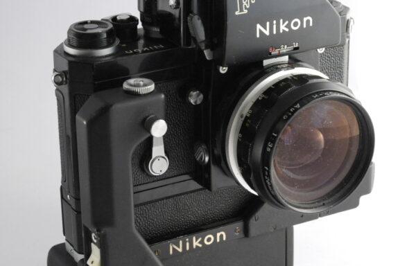 Kit Fotocamera Nikon F Photomic Ftn