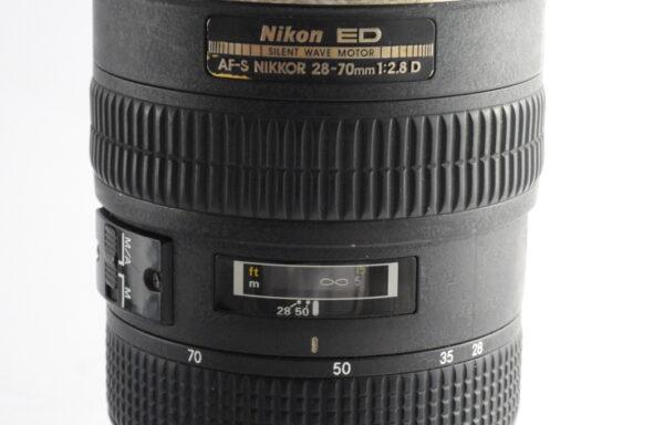 Obiettivo Nikkor AF-S 28-70mm f/2,8 D ED