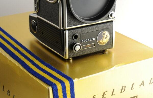 Fotocamera Hasselblad 500 EL/M '10 Years on the Moon'