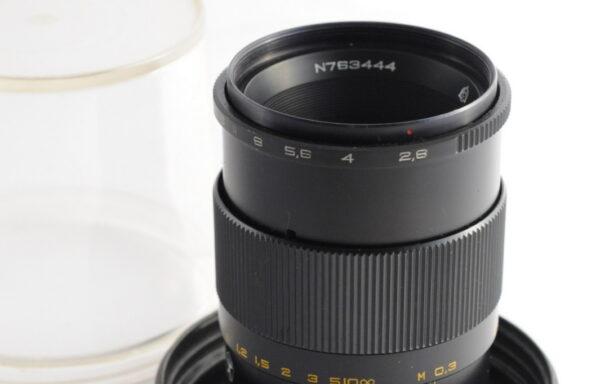 Obiettivo Macro Industar-61 L/Z 50mm f/2,8 M42