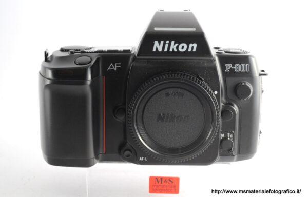 Fotocamera Nikon F-801