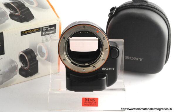 Anello adattatore Sony LA-EA4