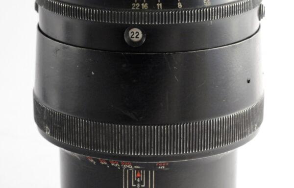 Obiettivo Carl Zeiss Jena Sonnar 180mm f/2,8 per Pentacon Six TL e Kiev 60