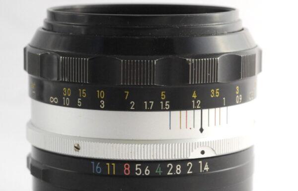 Obiettivo Nikkor SC 50mm f/1,4