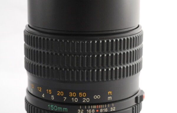 Obiettivo Mamiya-Sekor C 150mm f/3,5 N per Mamiya 645