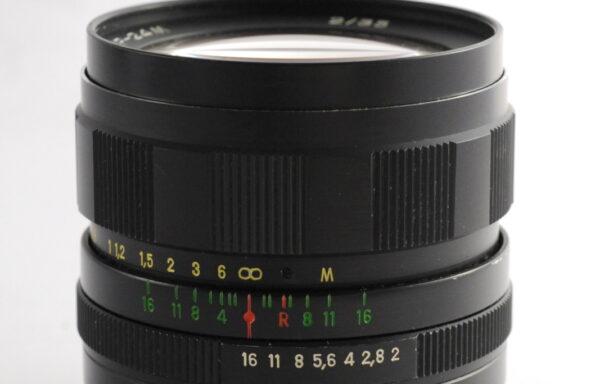 Obiettivo Mir-24M 35mm f/2 MC M42