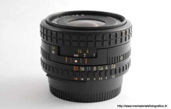 Obiettivo Nikkor Serie E 35mm f/2,5