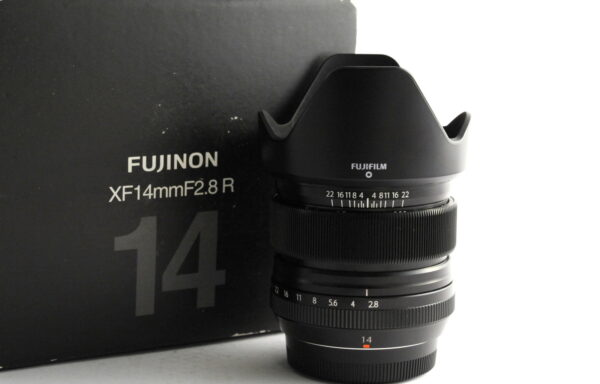 Obiettivo Fujifilm XF 14mm f/2,8 R