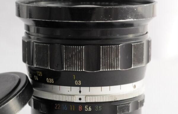 Obiettivo Nikkor-UD 20mm f/3,5