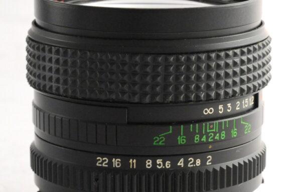 Obiettivo Mir-24H 35mm f/2 per Nikon