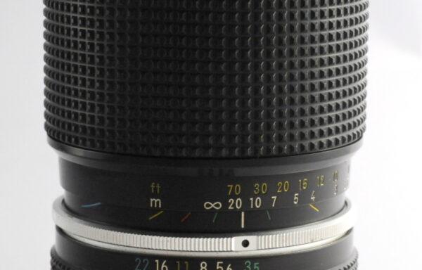 Obiettivo Nikkor AI 43-86mm f/3,5