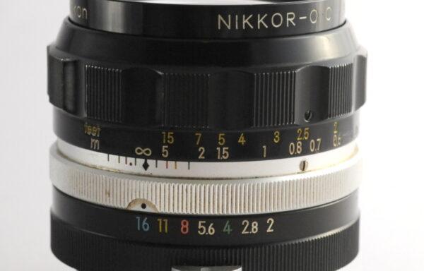 Obiettivo Nikkor-O C 35mm f/2