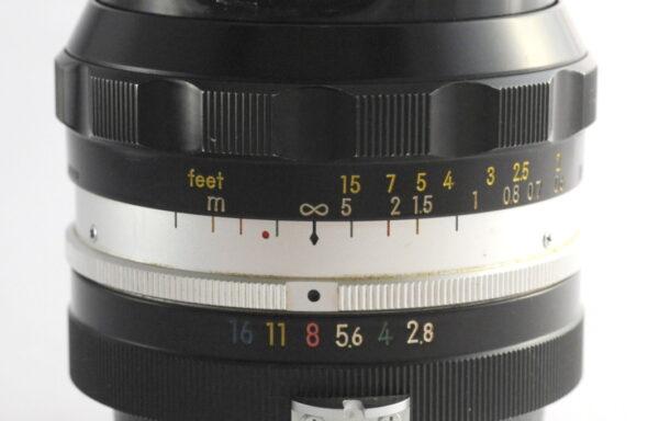 Obiettivo Nikkor-N C 24mm f/2,8