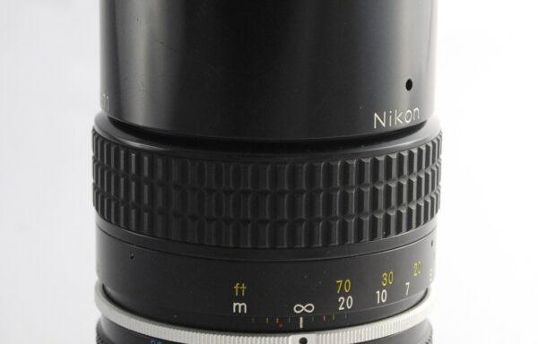 Obiettivo Nikkor AI 135mm f/2,8