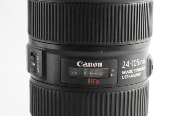 Obiettivo Canon EF 24-105mm f/4 L IS II USM