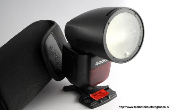 Flash Godox V1-F per Fujifilm