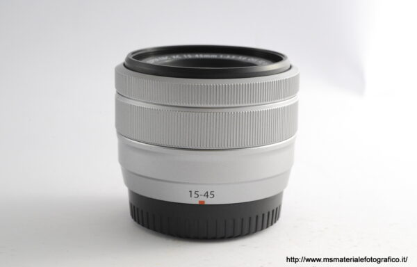 Obiettivo Fujifilm XC 15-45mm f/3,5-5,6 OIS