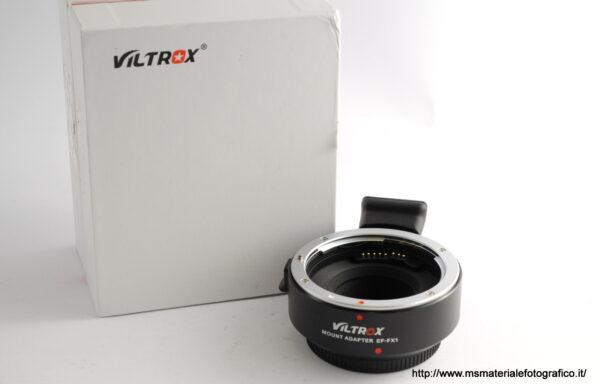 Mount Adapter Viltrox EF-FX1