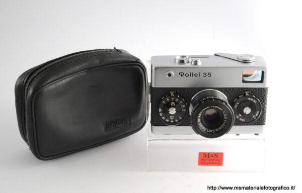 Fotocamera Rollei 35 Silver (Germany)