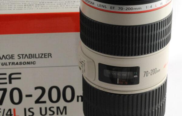 Obiettivo Canon EF 70-200mm f/4 L IS USM