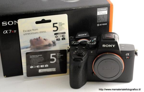 Fotocamera Sony Alpha 7R IV