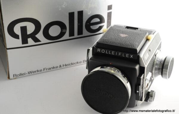 Kit Fotocamera Rollei SL66