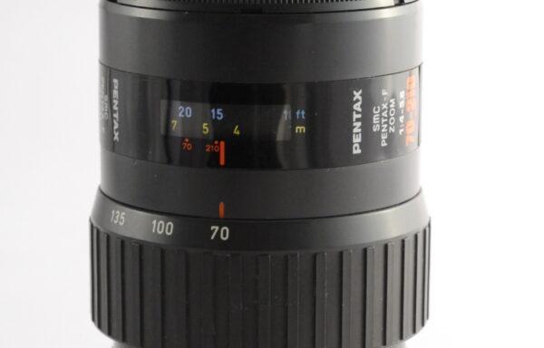 Obiettivo Pentax-F 70-210mm f/4-5,6